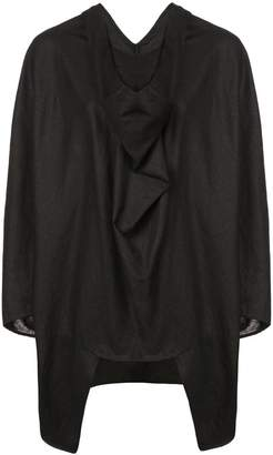 The Celect poncho blouse