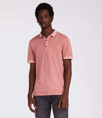 AllSaints Atom Polo Shirt