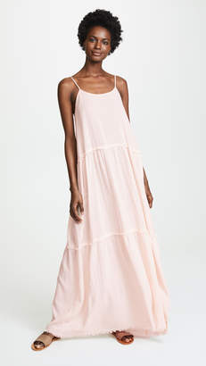 ATM Anthony Thomas Melillo Tiered Dress
