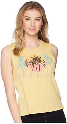 Billabong Sunset Skyline Tee Shirt Women's T Shirt