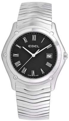 Ebel Men's 'Classic' Swiss Quartz Stainless Steel Casual Watch
