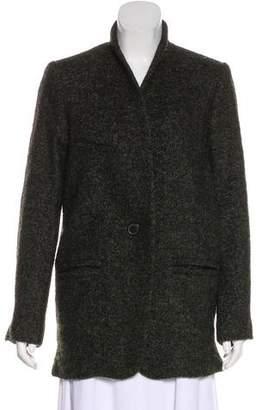 Isabel Marant Structured Long Sleeve Blazer