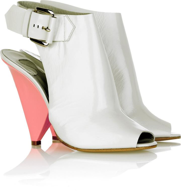 Chloé Leather shoe boots