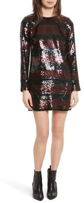 Veronica Beard Breakers Sequin Dress