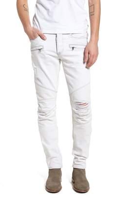Hudson Jeans Blinder Biker Skinny Fit Moto Jeans