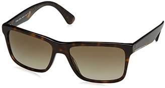 Prada Men's 0Pr19Ss 1Ab0A7 Sunglasses