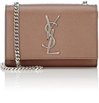 Saint Laurent Women's Monogram Kate Small Chain Bag $1,650 thestylecure.com