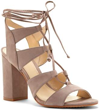 Vince Camuto Winola Lace-Up Cutout Sandal