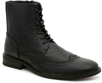 Unlisted Buzzer Wing Tip Boot - Men's