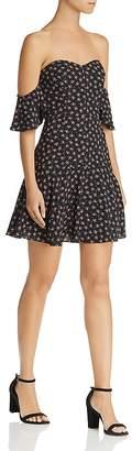 Bailey 44 Hoedown Off-the-Shoulder Dress