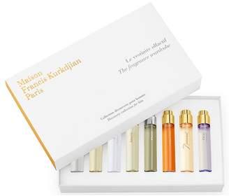 Maison Francis Kurkdjian Fragrance Wardrobe For Him 8X0.37 Fl. Oz.