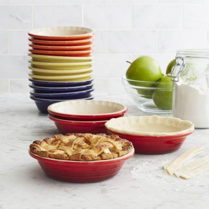 Le Creuset Mini Cherry Pie Dishes, Set of 4
