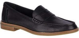 Sperry Women's Seaport Penny Memory-Foam Loafers Women's Shoes