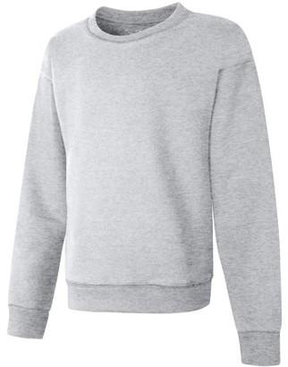 Hanes Girls' Fleece Sweatshirt