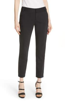 Alice + Olivia Stacey Slim Trousers