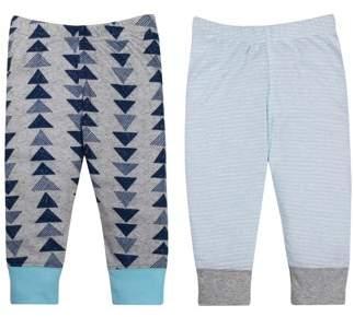 Lamaze Organic Cotton Knit Pants, 2-pack (Baby Boys)