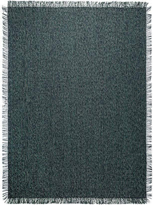Chilewich Market Fringe Outdoor Rug - Pacific - 147x213cm