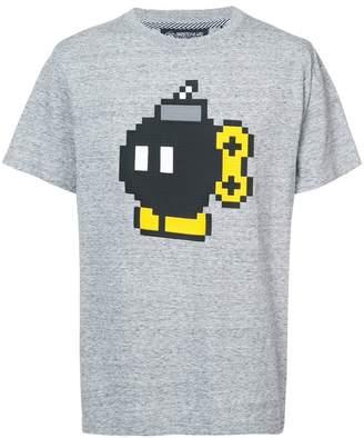 Mostly Heard Rarely Seen 8-Bit Da Bomb T-shirt