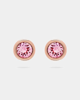 Ted Baker SINAA Round stud earrings