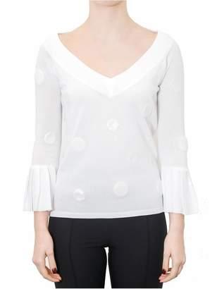 Rachel Zoe Zoe - Viscose Sweater