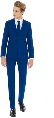 OppoSuits Navy Royale Two-Piece Suit with Tie