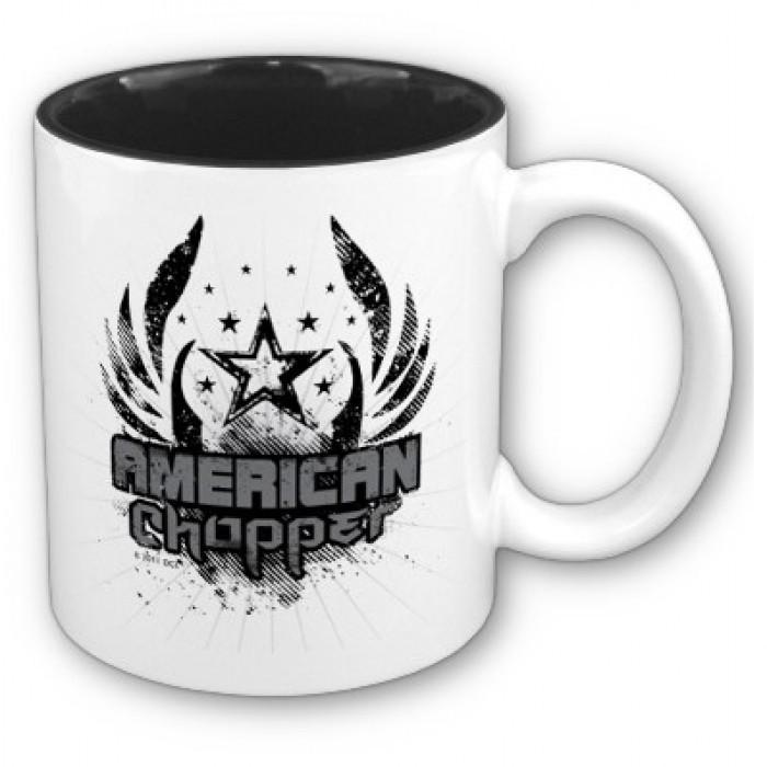 Discovery American Chopper Star Mug