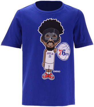 Outerstuff Joel Embiid Philadelphia 76ers Embiid Graphic T-Shirt, Big Boys (8-20)