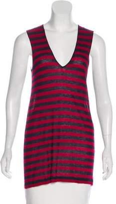 Jenni Kayne Lightweight Striped Top