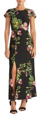 Rachel Roy Camilla Floral Maxi Dress