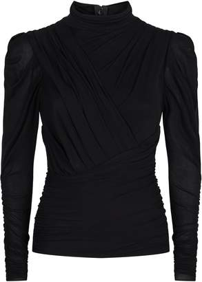 Isabel Marant Ruched Jalford Top