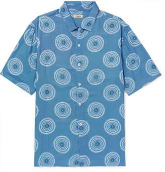 Okun Printed Voile Shirt