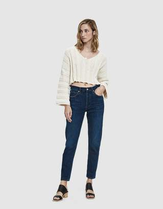 Citizens of Humanity Liya High Rise Classic Fit Jean in Sinclair