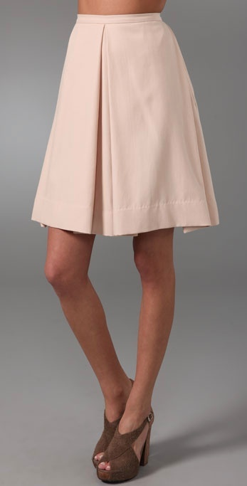 3.1 Phillip Lim Box Pleat Skirt