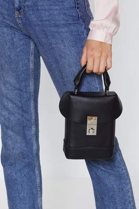Nasty Gal WANT Need Some Structure Crossbody Bag