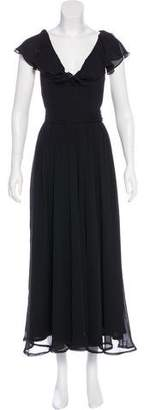 Jill Stuart Sleeveless Maxi Dress