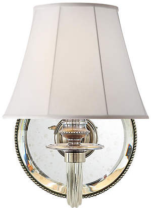 Ralph Lauren Home Aymeline Single Sconce - Butler's Silver