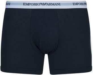 Giorgio Armani Cotton Boxers (Pack of 2)