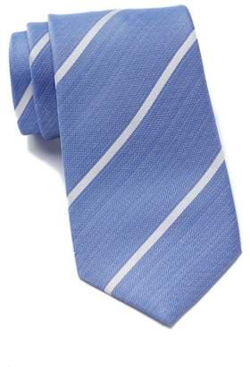 Kenneth Cole Reaction Linear Silk Stripe Tie