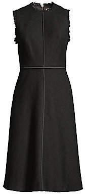 Kate Spade Women's Sleeveless Tweed Dress - Size 0