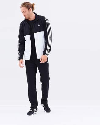 adidas Back2Basics 3-Stripes Tracksuit