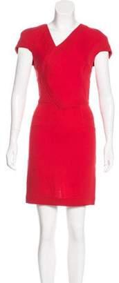 Roland Mouret Wool Mini Dress