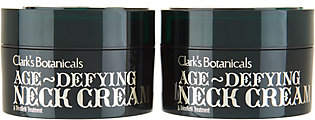 Clark's Botanicals Clarks Botanicals Age Defying Neck Cream Duo