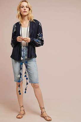 Ranna Gill Tasseled Peasant Jacket