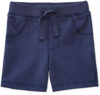 First Impressions Pull-On Shorts, Baby Boys, Created for Macy's