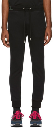 Diesel Black P-Tajo-J Lounge Pants