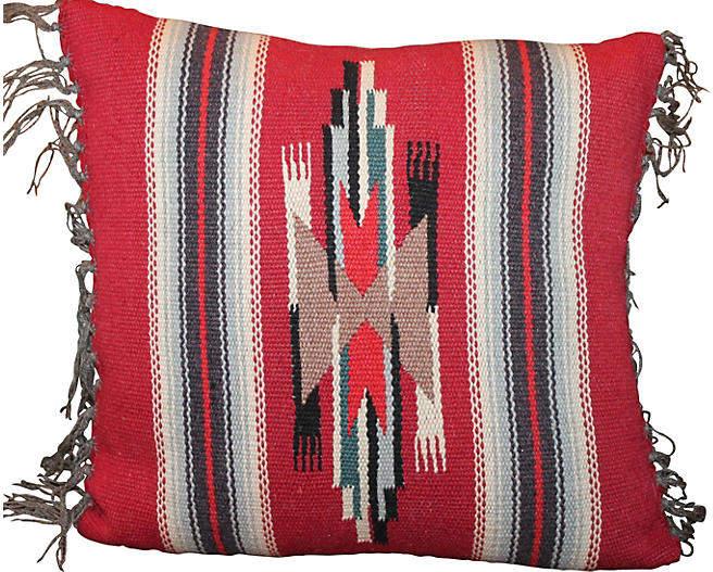 Eye Dazzler Pillow