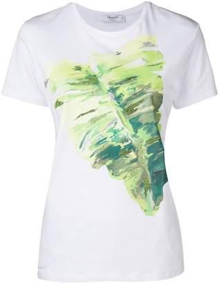Blugirl leaf print T-shirt