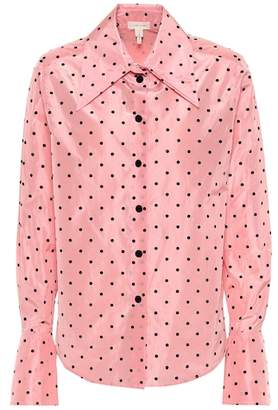 097434a4e00a8f Pink Polka Dot Top - ShopStyle UK