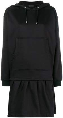 Diesel Black Gold hoodie dress
