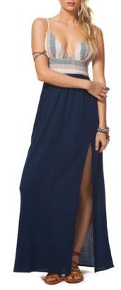 Women's Rip Curl Beach Comber Maxi Dress $69.50 thestylecure.com